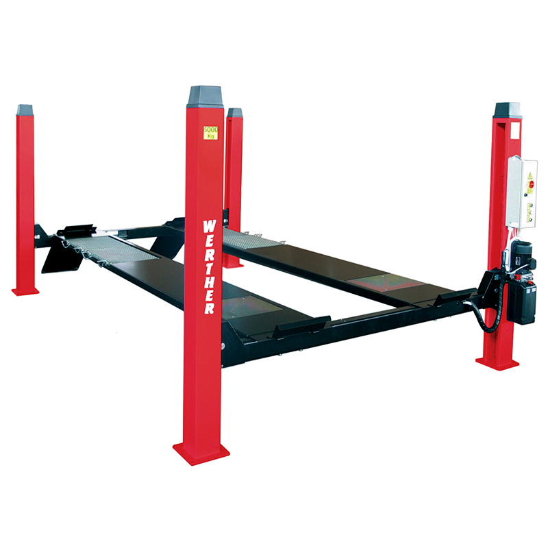 4 Post Wheel Alignment Lift 460-AT